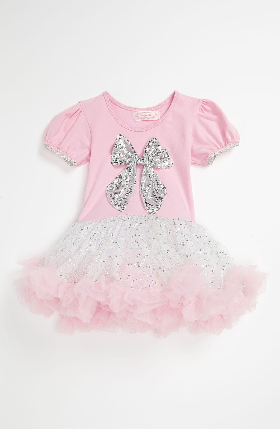 Main Image - Popatu Petticoat Dress (Toddler)