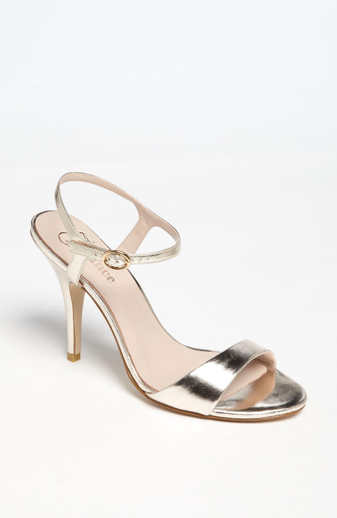 Main Image - Flounce 'Grace' Sandal