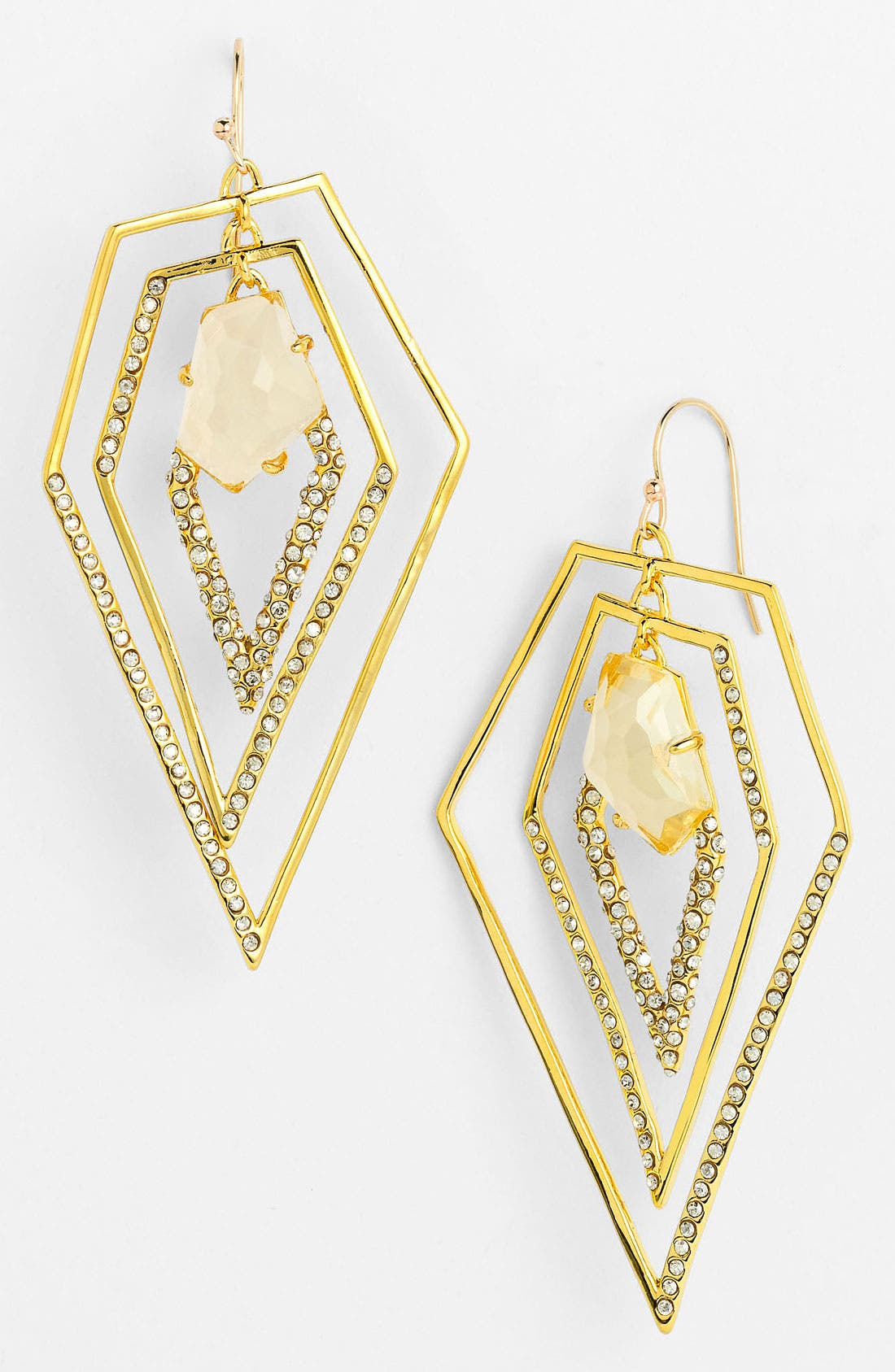 Alternate Image 1 Selected - Alexis Bittar 'Miss Havisham - New Wave' Drop Earrings