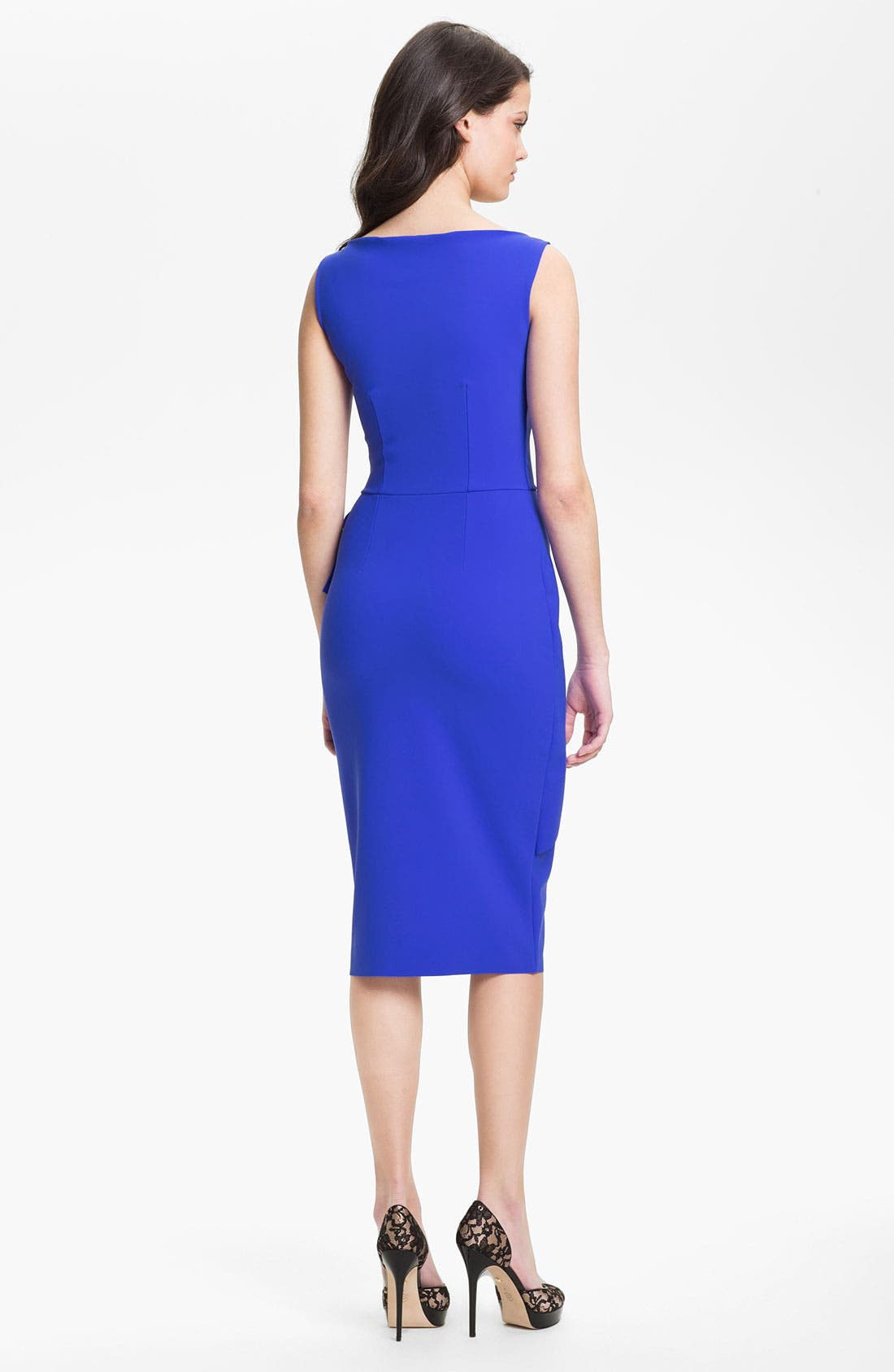 Alternate Image 2  - La Petite Robe by Chiara Boni Layered Sheath Dress