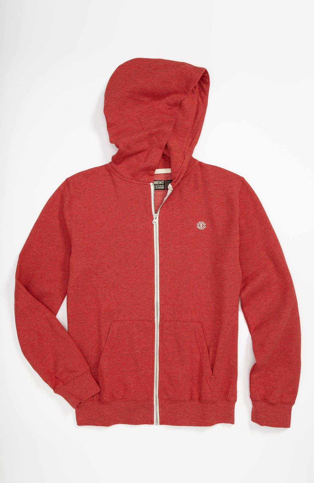 Alternate Image 1 Selected - Element 'Cornell 3' Fleece Hoodie (Big Boys)
