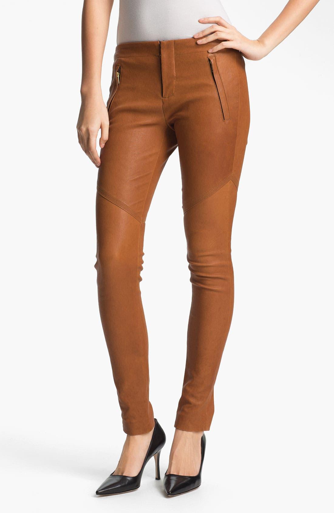 Main Image - A.L.C. Leather Pants