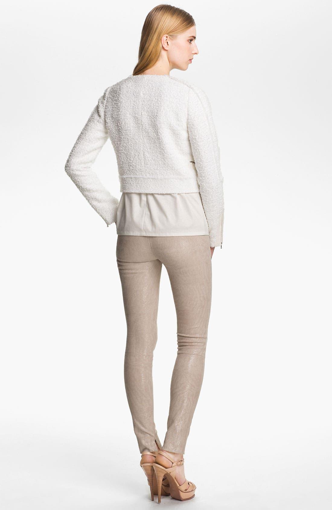 Alternate Image 4  - J Brand Ready-to-Wear 'Annette' Bouclé Jacket