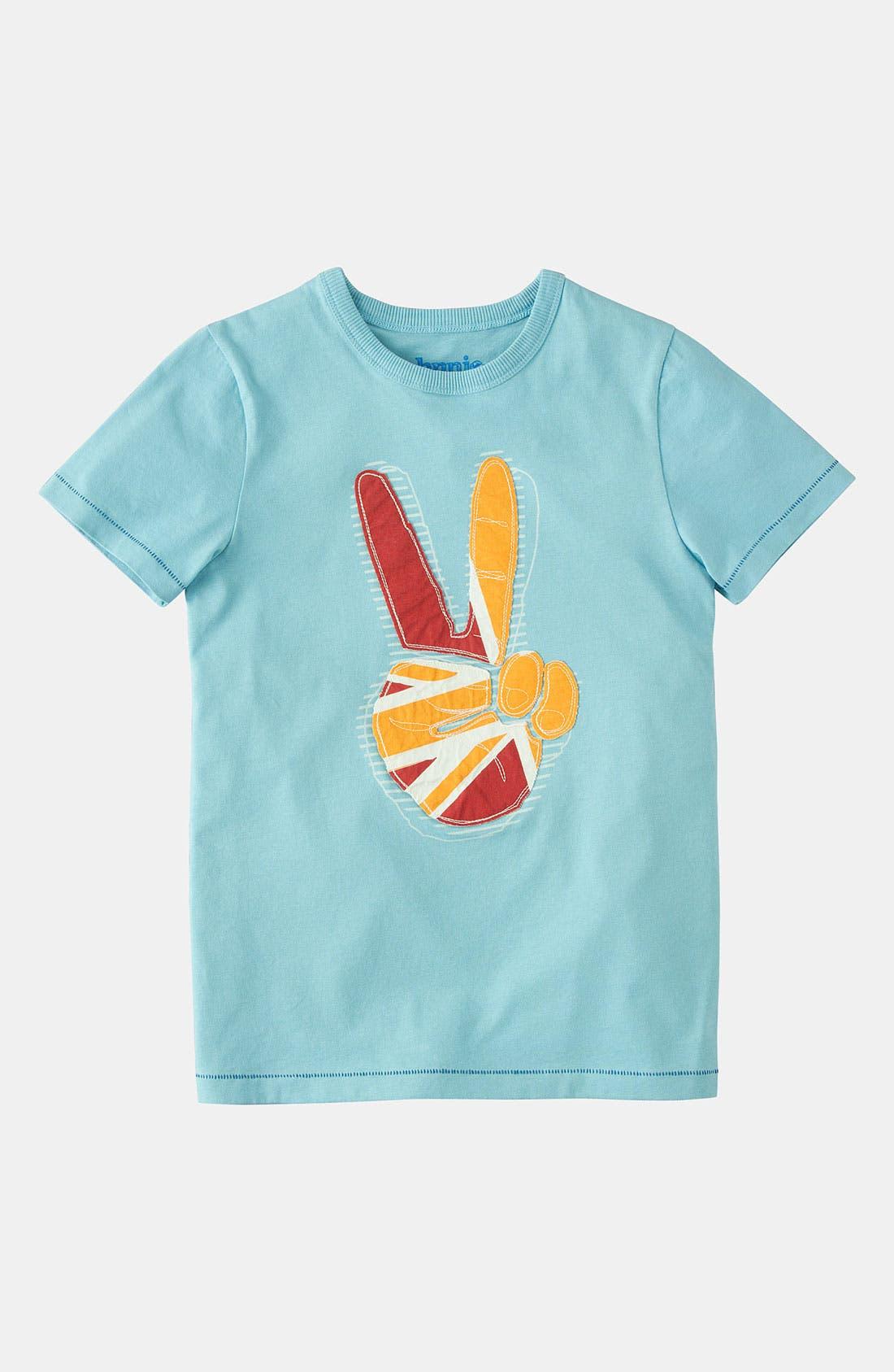 Main Image - Johnnie b Graphic T-Shirt (Big Boys)