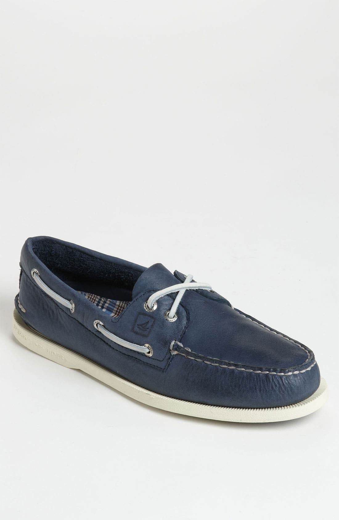 Alternate Image 1 Selected - Sperry 'Authentic Original' Burnished Boat Shoe