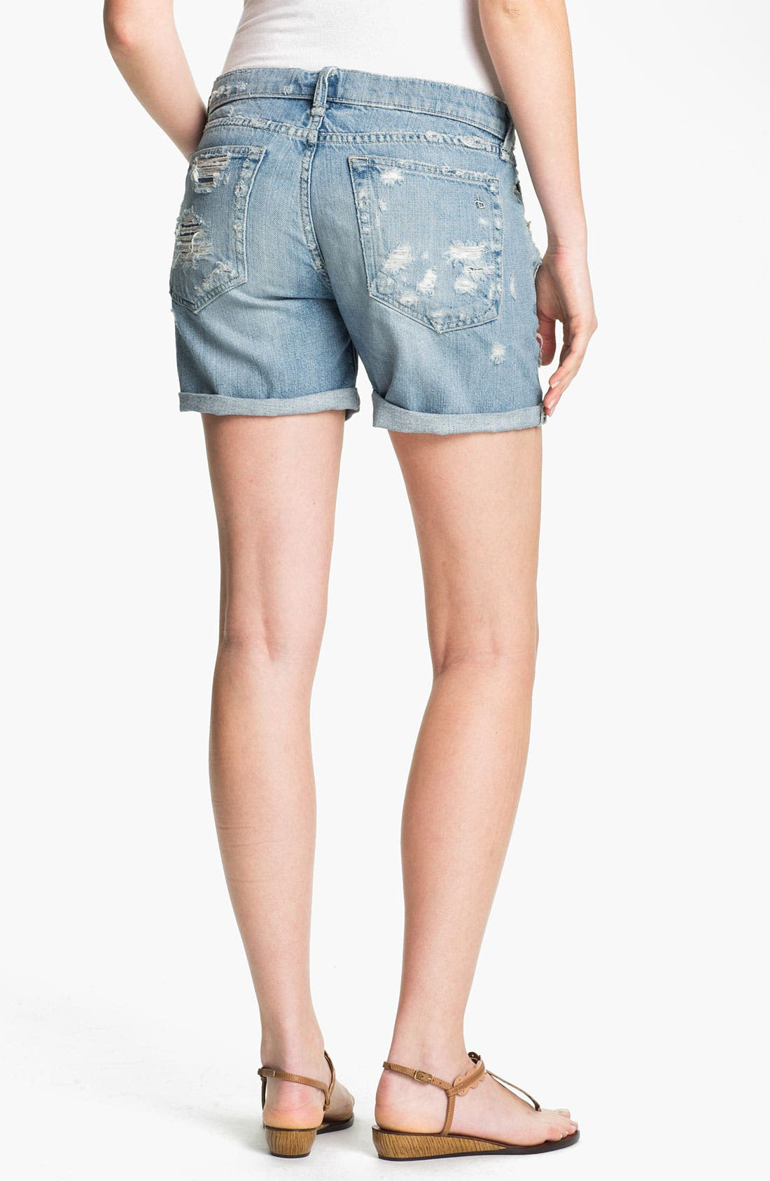Alternate Image 2  - rag & bone/JEAN 'The Boyfriend' Shorts