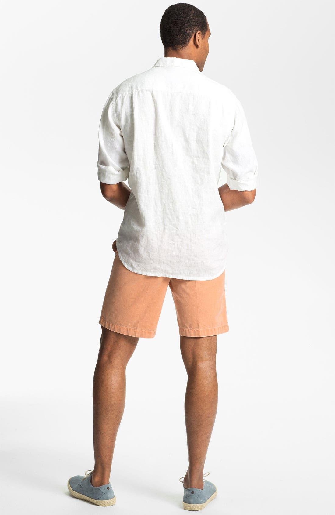 Alternate Image 5  - HUGO Crewneck T-Shirt