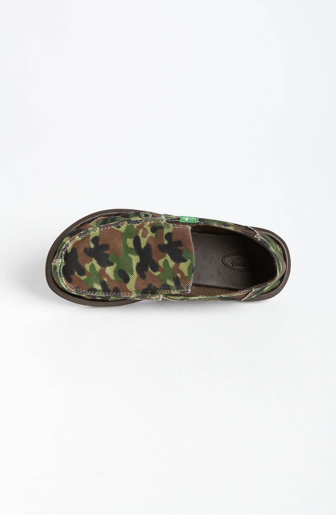 Alternate Image 3  - Sanuk 'Army Brat' Slip-On (Toddler, Little Kid & Big Kid)