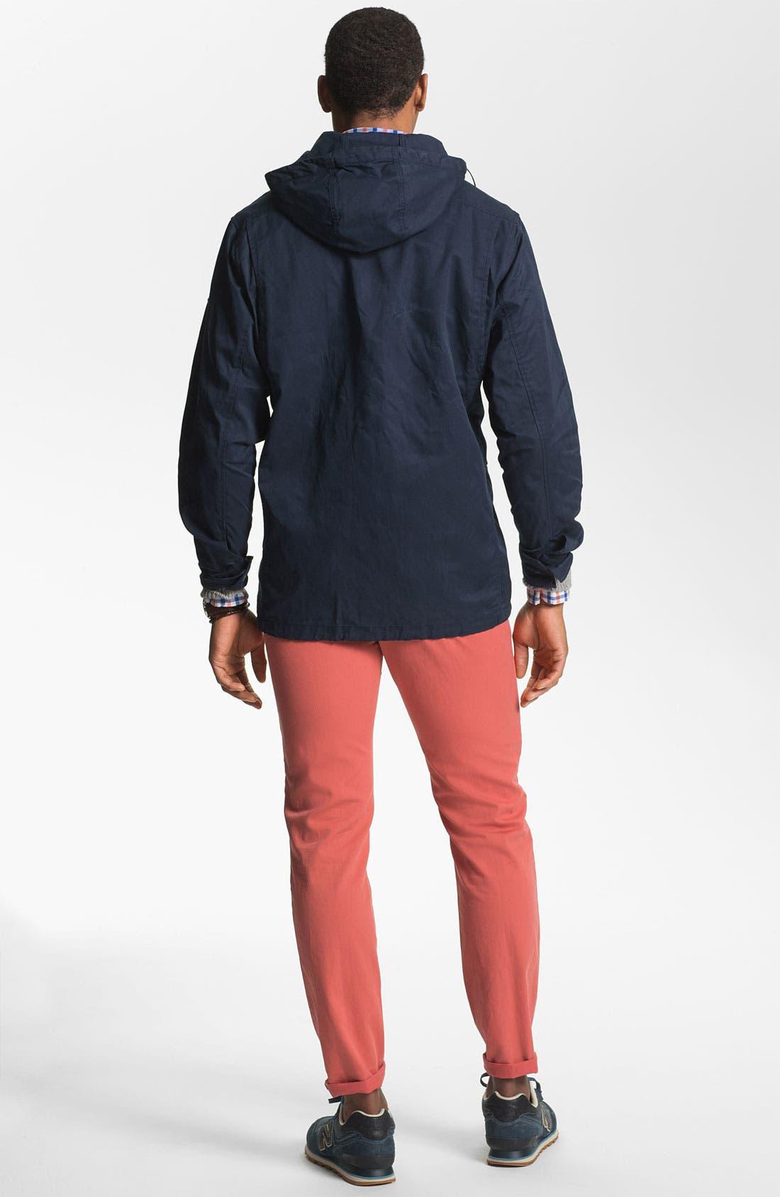 Alternate Image 5  - Hickey Freeman 'Beach' Linen Blend Sweater