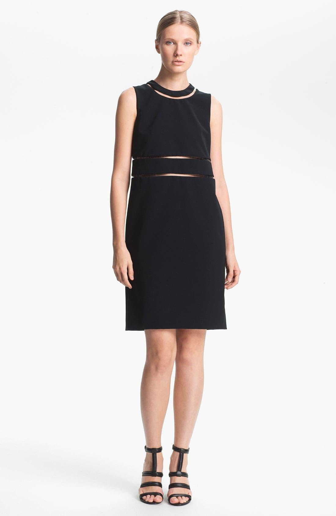 Alternate Image 1 Selected - Alexander Wang Crepe Dress