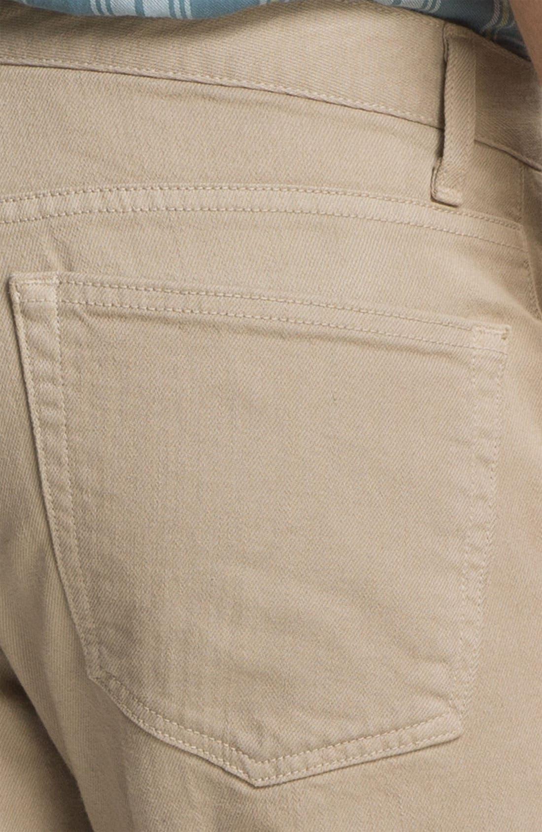 Alternate Image 4  - Bonobos 'Travel Jean' Straight Leg Jeans
