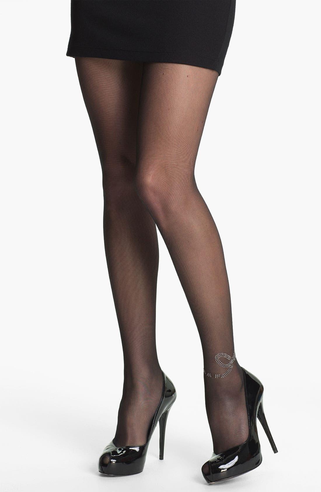 Alternate Image 1 Selected - Oroblu 'Joelle' Pantyhose