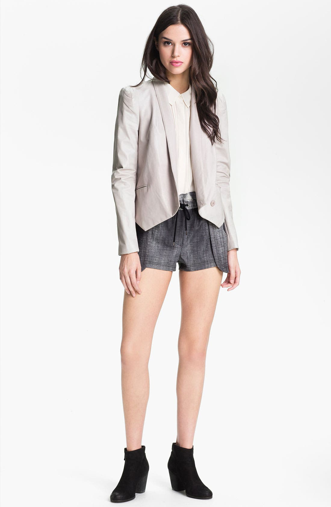 Alternate Image 2  - Rebecca Minkoff 'Becky' Leather Jacket