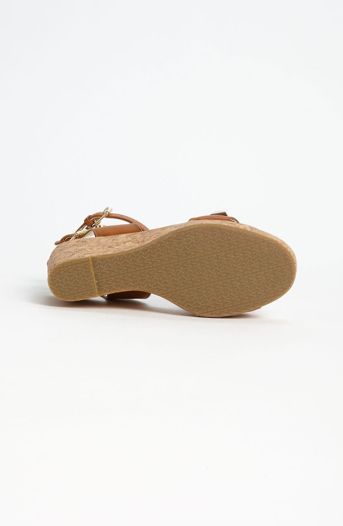 Alternate Image 4  - MICHAEL Michael Kors 'Jalita' Wedge Sandal (Little Kid & Big Kid)