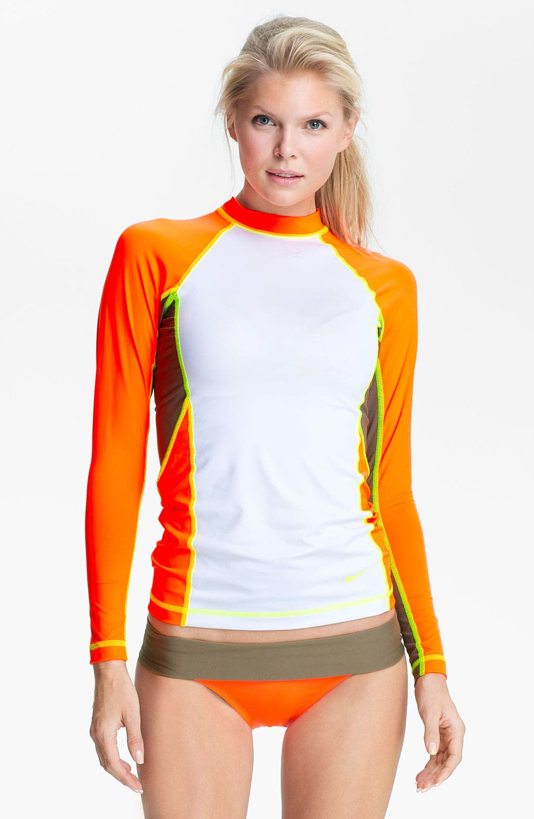 Alternate Image 1 Selected - Nike Rashguard Tee