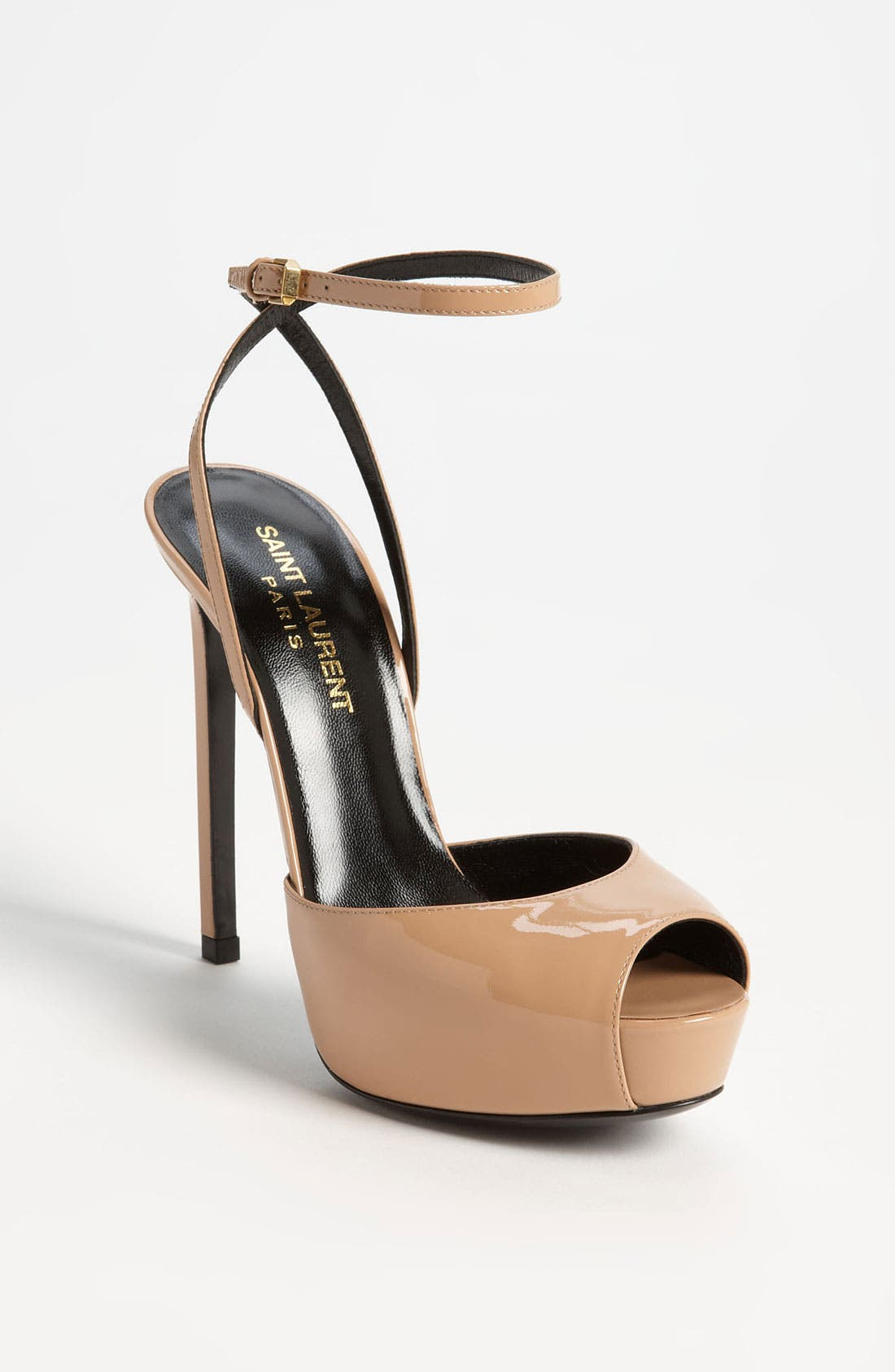 Alternate Image 1 Selected - Saint Laurent 'Debbie' Ankle Strap Sandal