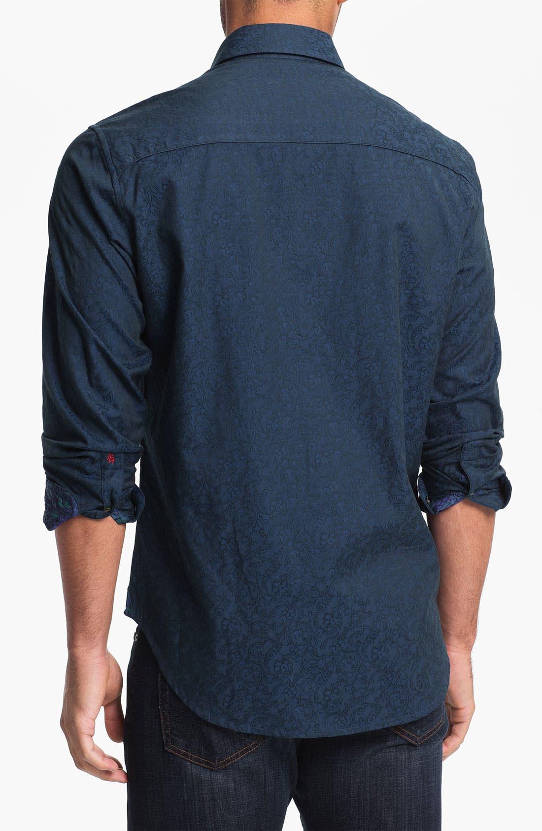 Alternate Image 3  - Robert Graham 'Back Flip' Sport Shirt