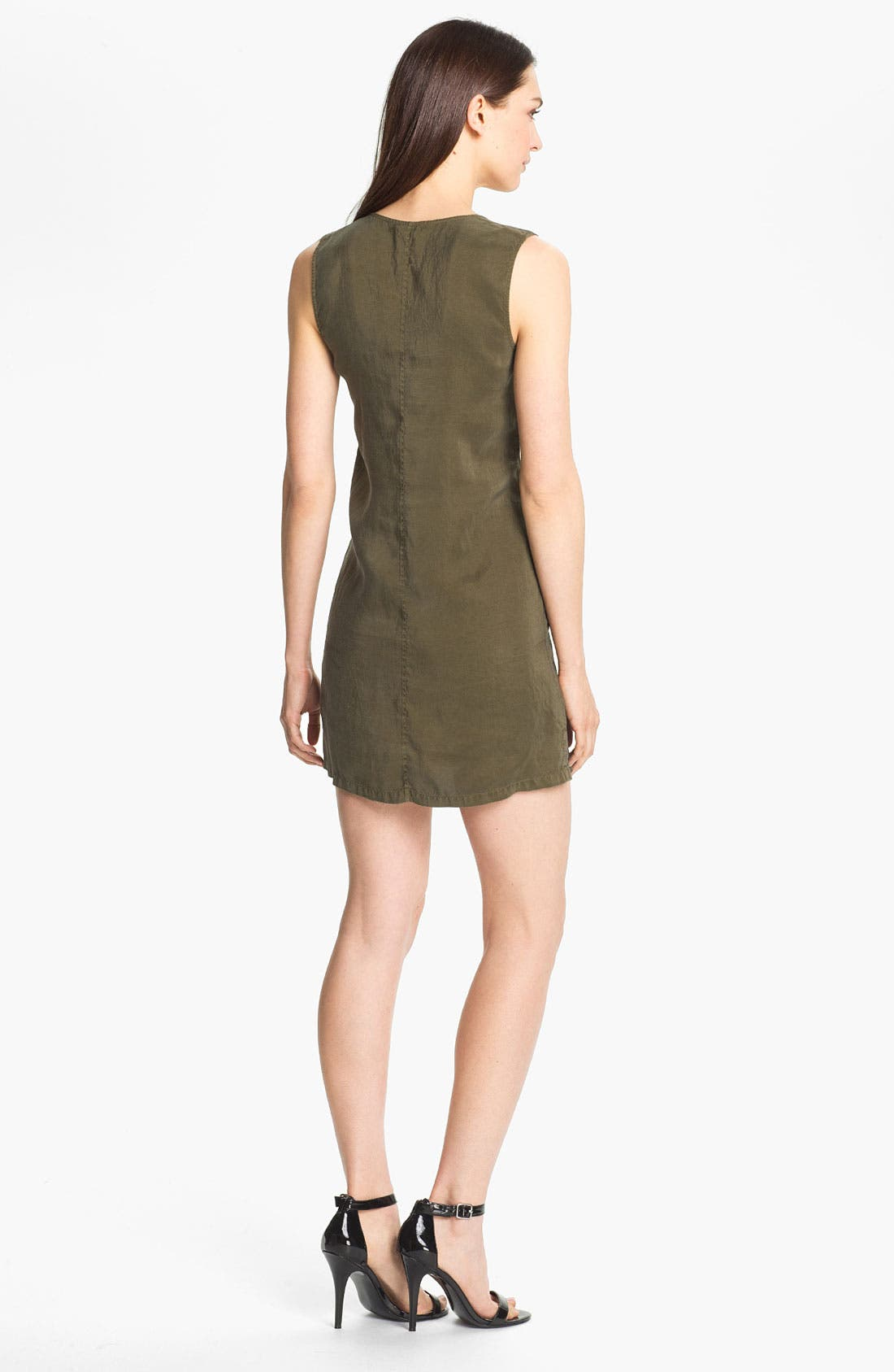 Alternate Image 2  - Theory 'Wandu' Silk Shift Dress