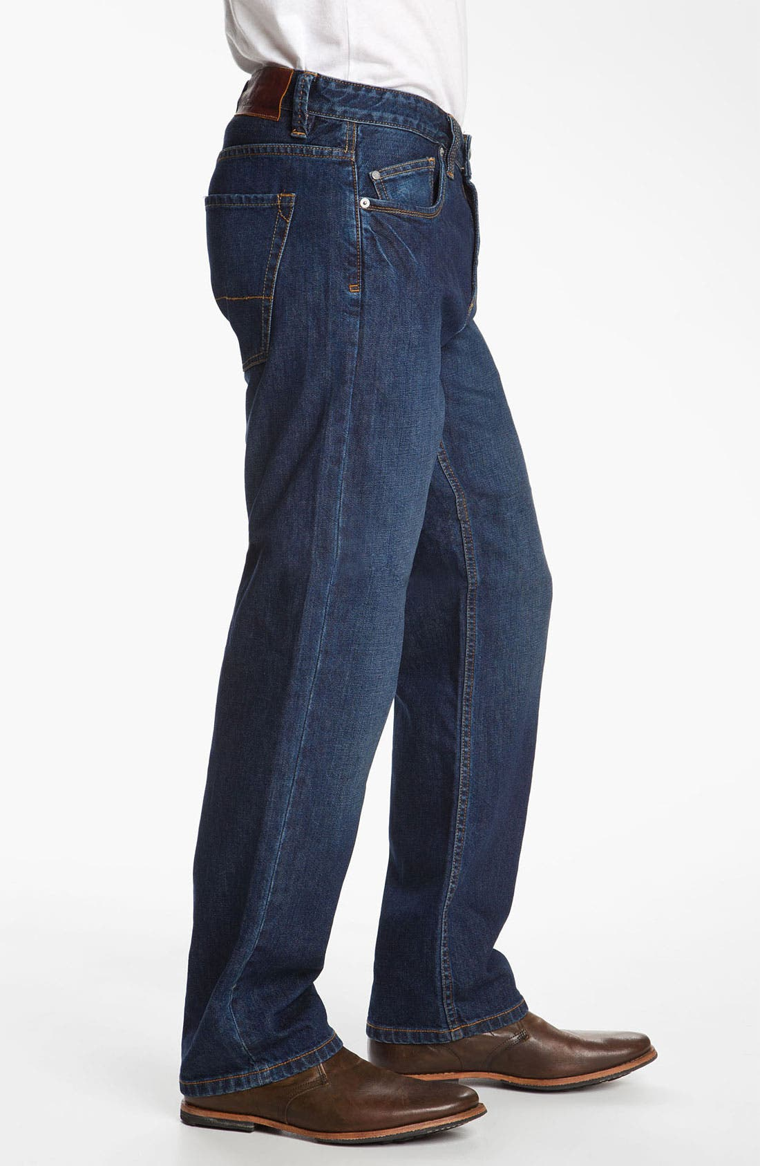 Alternate Image 3  - Tommy Bahama Denim 'Steve Standard Fit' Jeans (Resin)