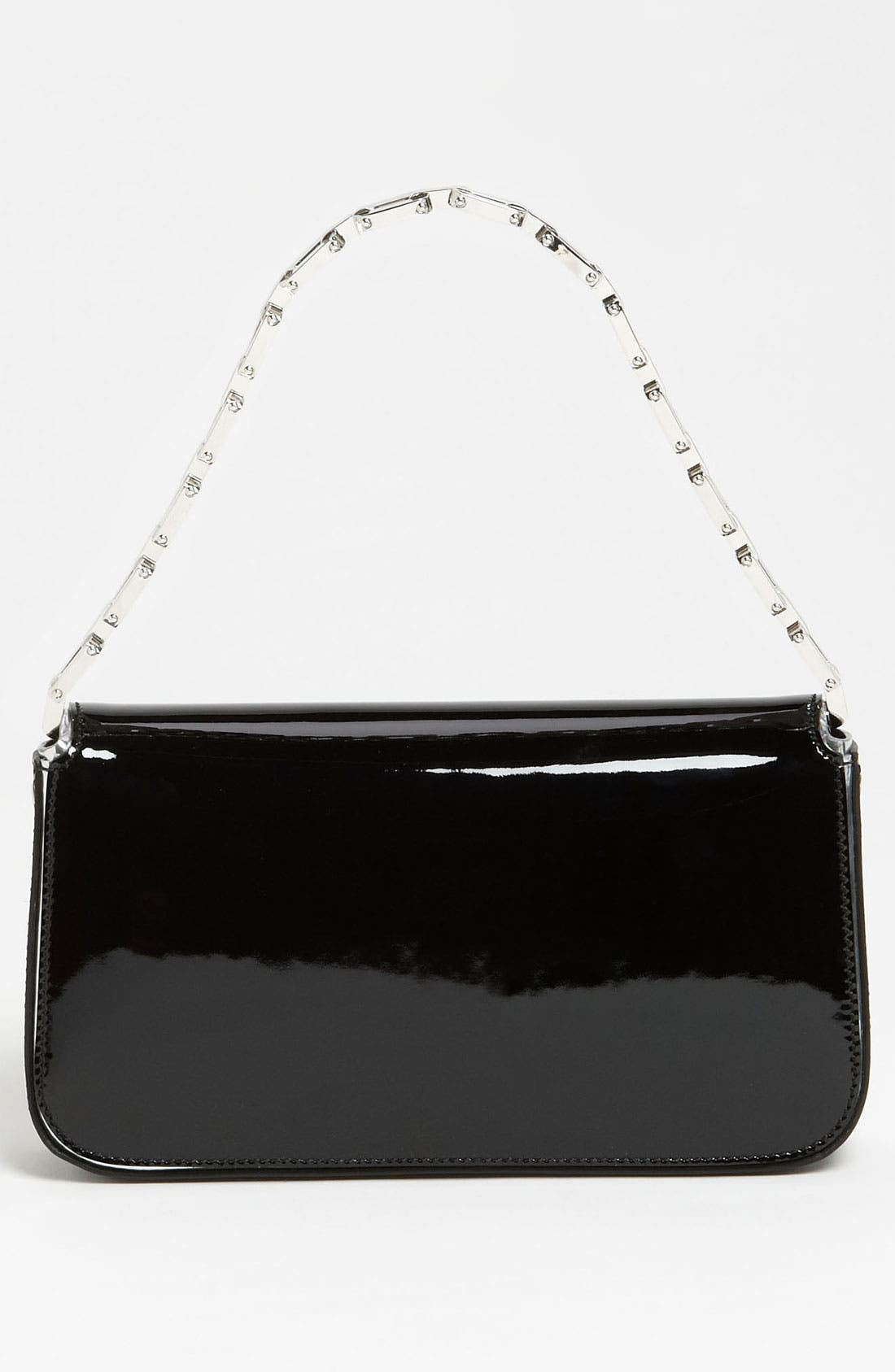 Alternate Image 4  - Fendi Patent Leather Baguette