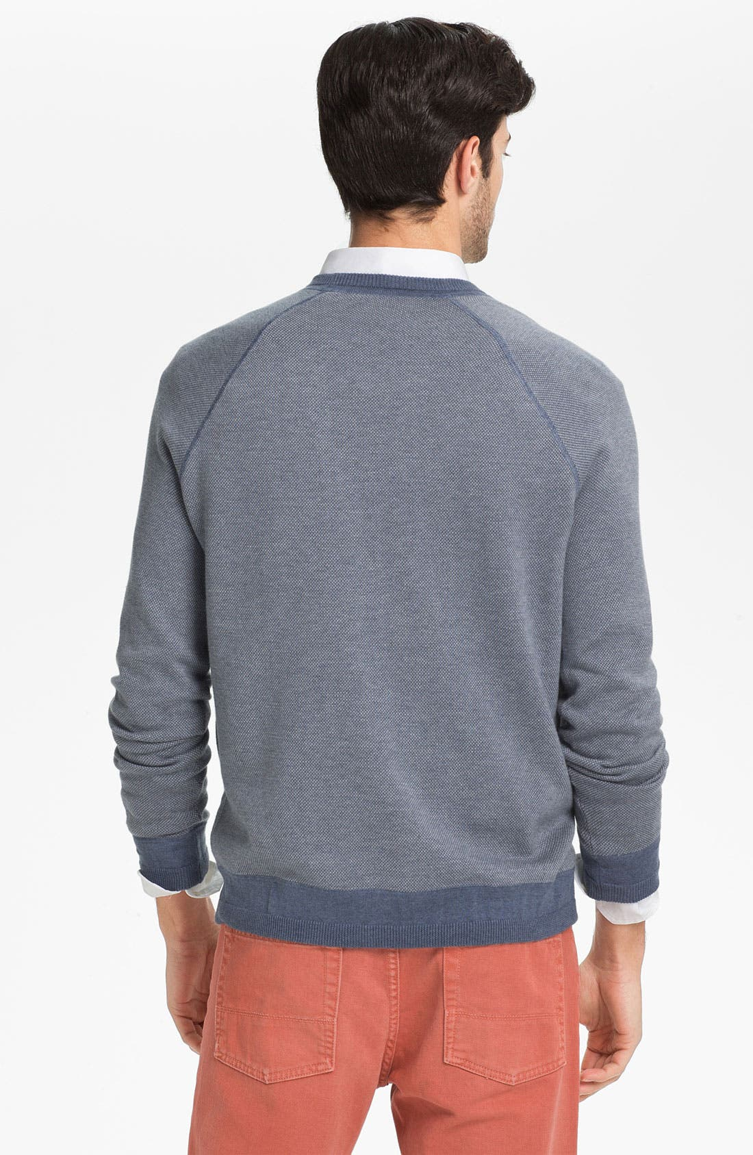 Alternate Image 2  - Vince Cotton & Cashmere Sweater