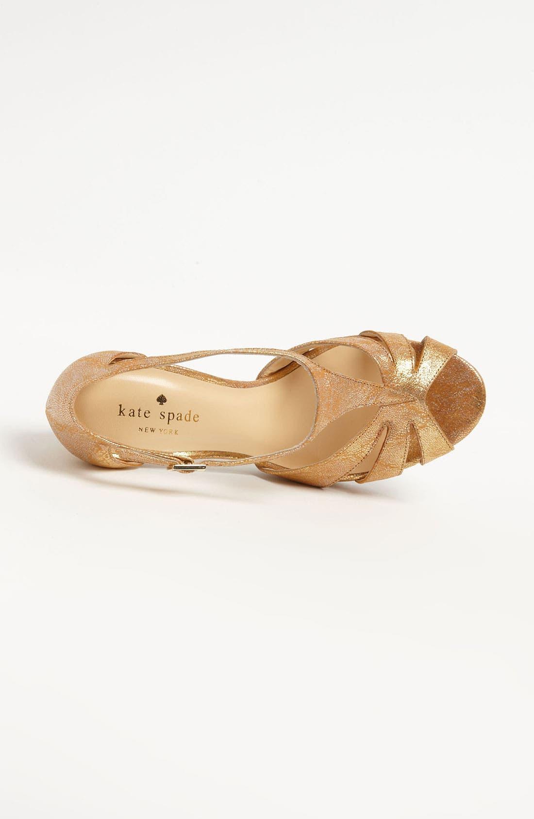 Alternate Image 3  - kate spade new york 'ria' sandal