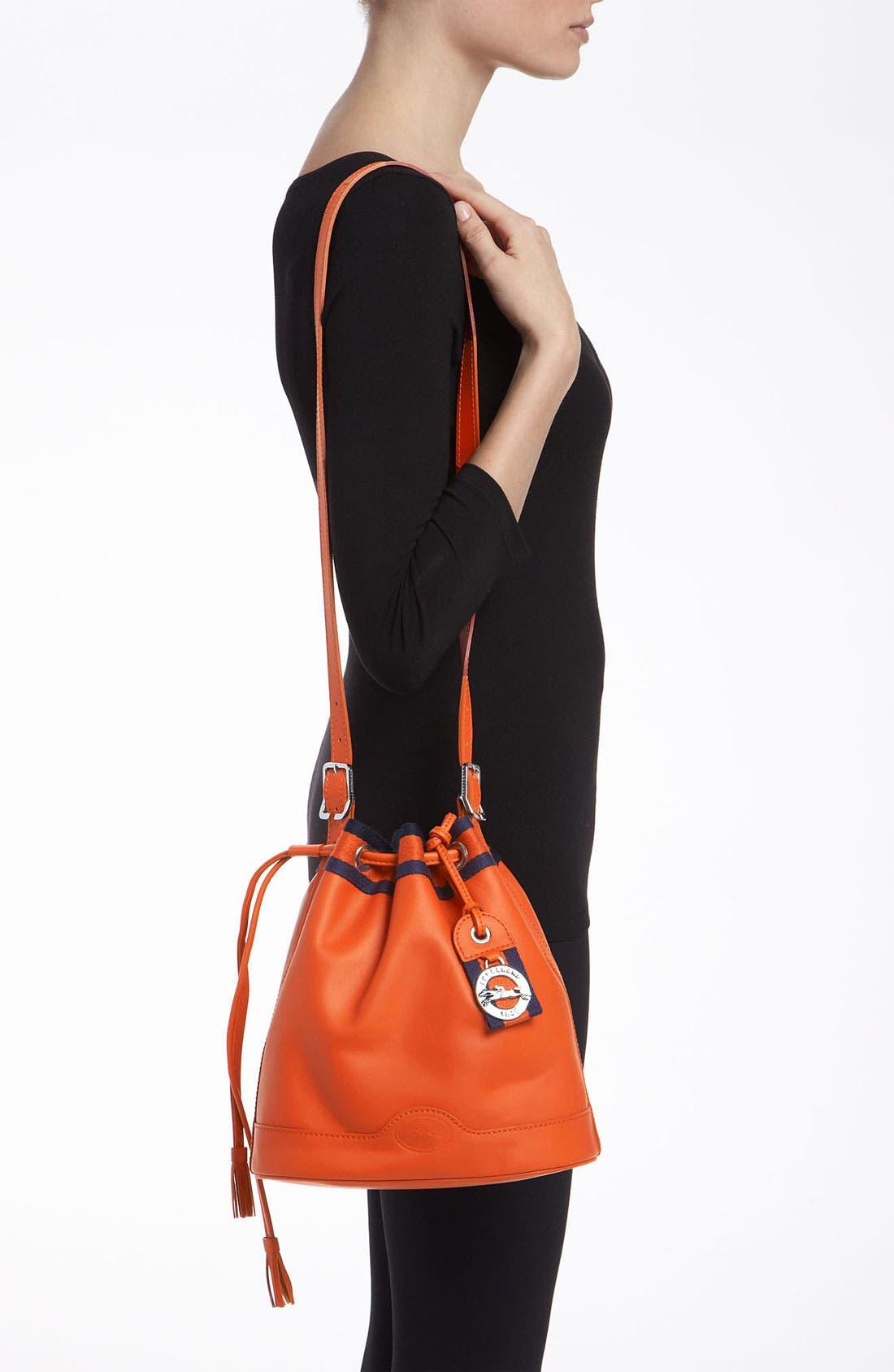 Alternate Image 2  - Longchamp 'Au Sultan' Drawstring Bag