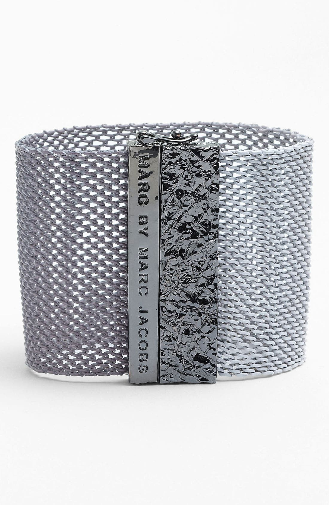 Alternate Image 1 Selected - MARC BY MARC JACOBS 'Paste & Prints' Line Bracelet