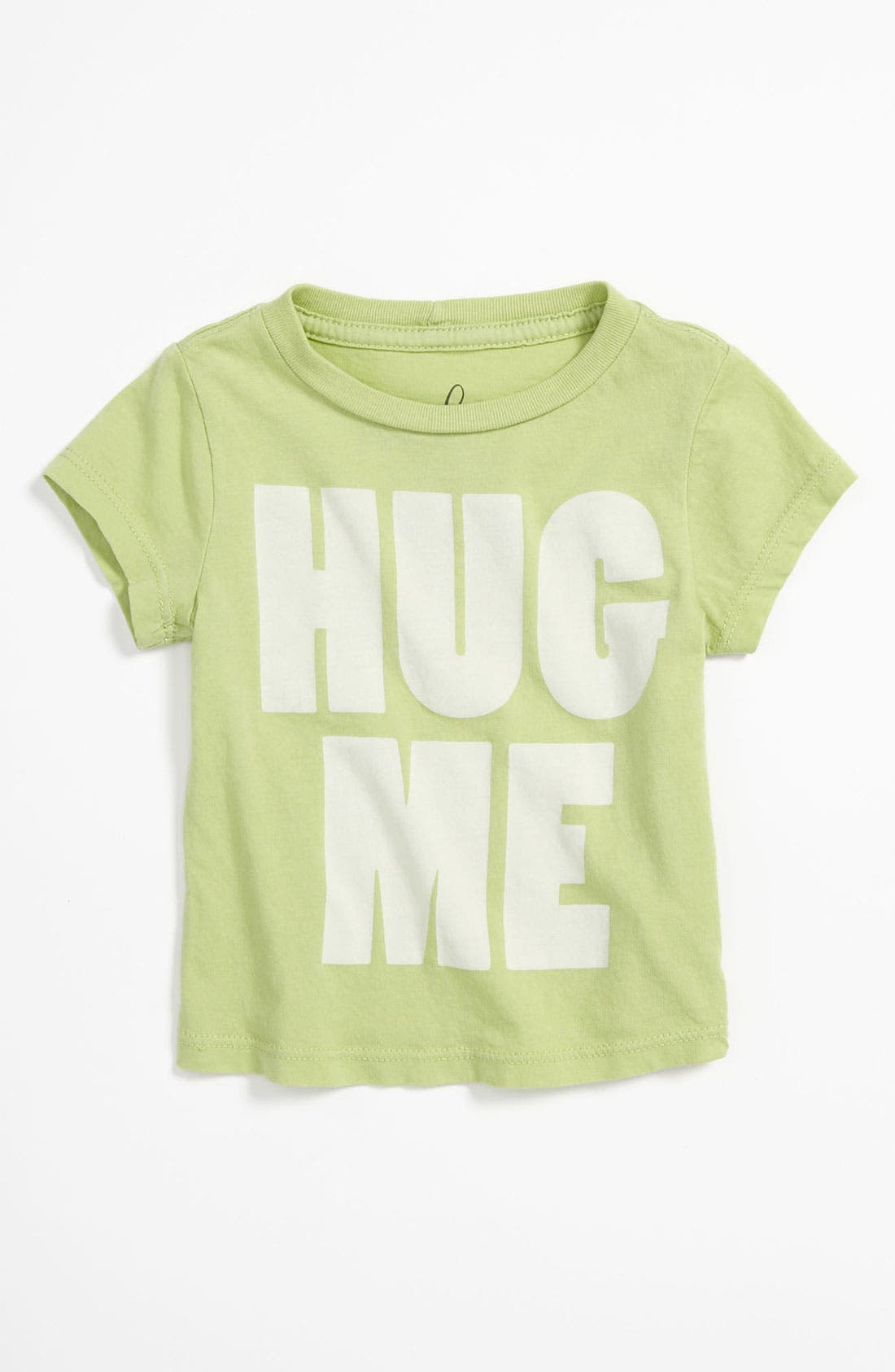 Alternate Image 1 Selected - Peek 'Little Peanut - Hug Me' T-Shirt (Baby)