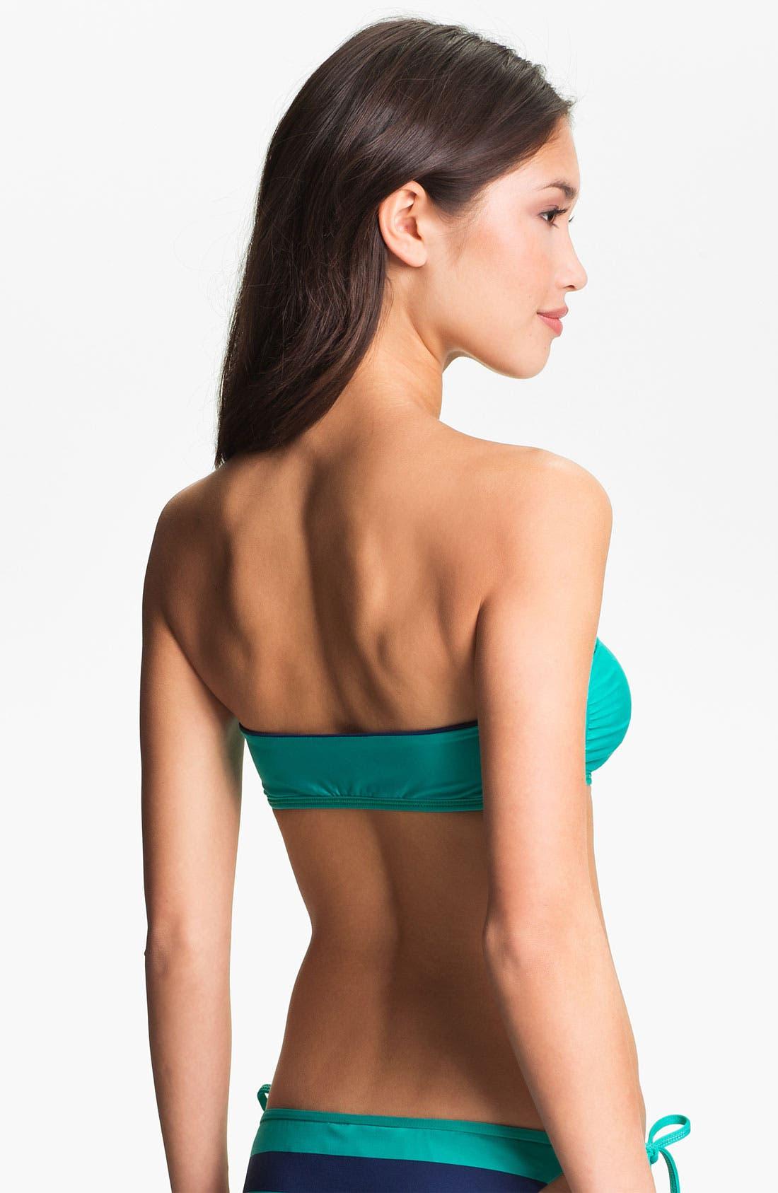 Alternate Image 3  - Splendid 'Marcel' Reversible Bikini Top