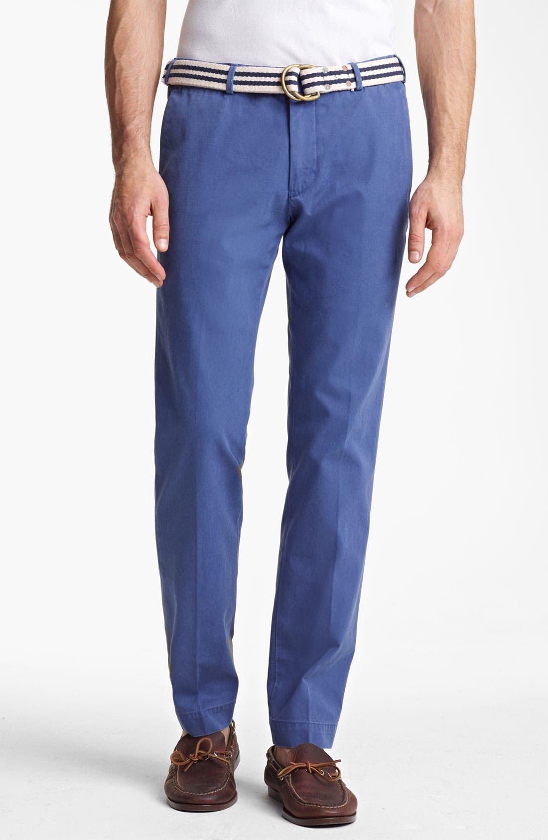 Main Image - Polo Ralph Lauren 'Suffield' Straight Leg Pants