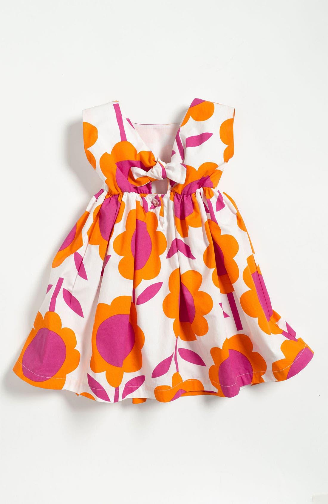 Alternate Image 3  - Mignone Print Dress (Toddler)