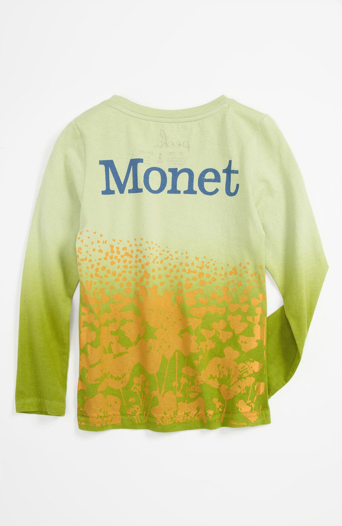 Alternate Image 2  - Peek 'Monet' Tee (Toddler, Little Girls & Big Girls)