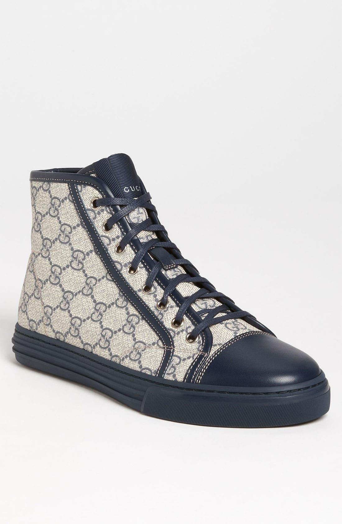 Alternate Image 1 Selected - Gucci 'California Hi' Sneaker