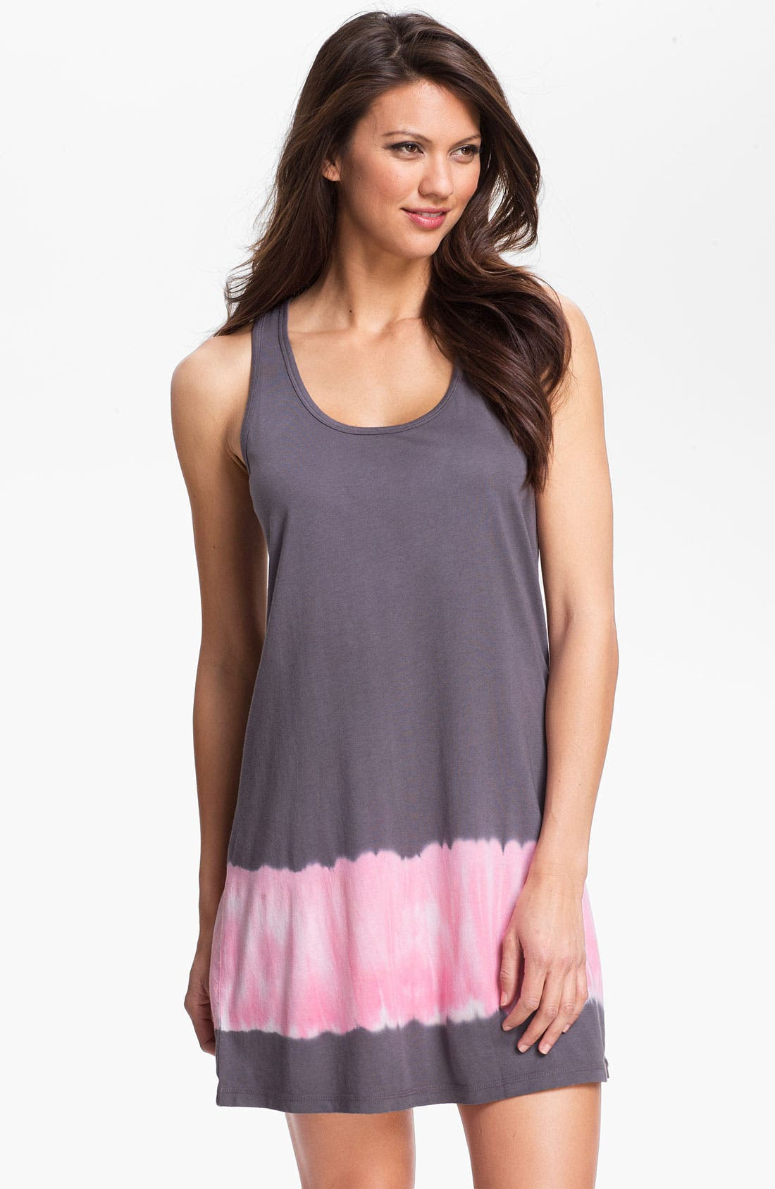 Alternate Image 1 Selected - PJ Salvage 'Pink Dyes' Chemise