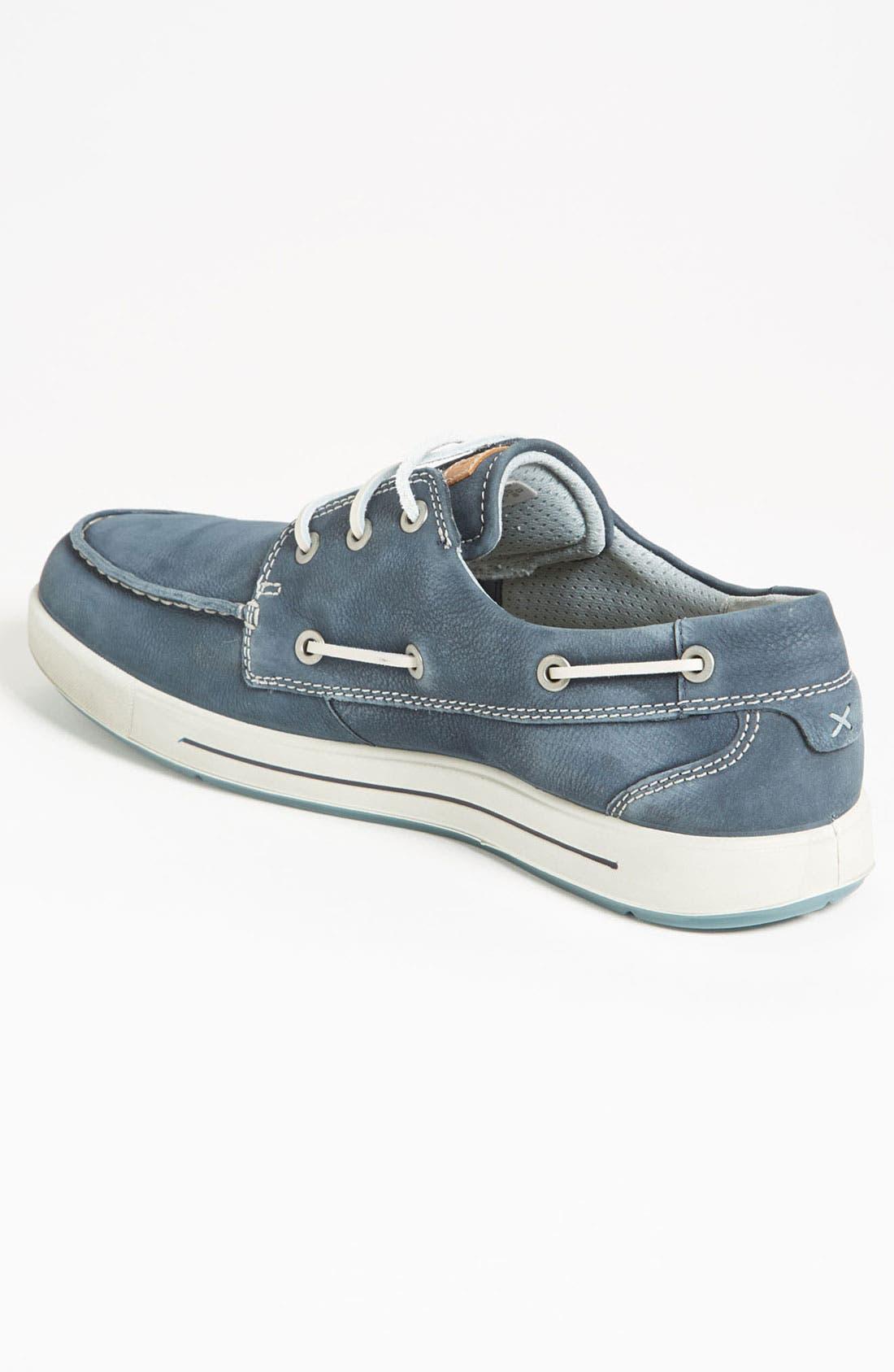 Alternate Image 2  - ECCO 'Androw' Boat Shoe (Men)