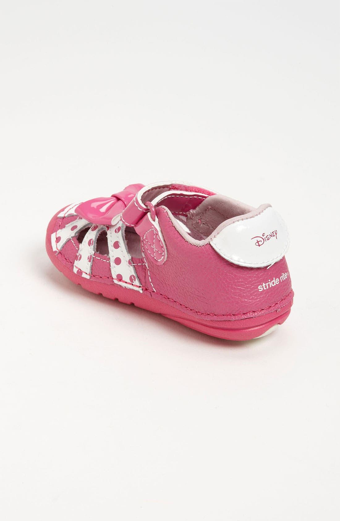 Alternate Image 2  - Stride Rite 'Minnie' Sandal (Baby & Walker)