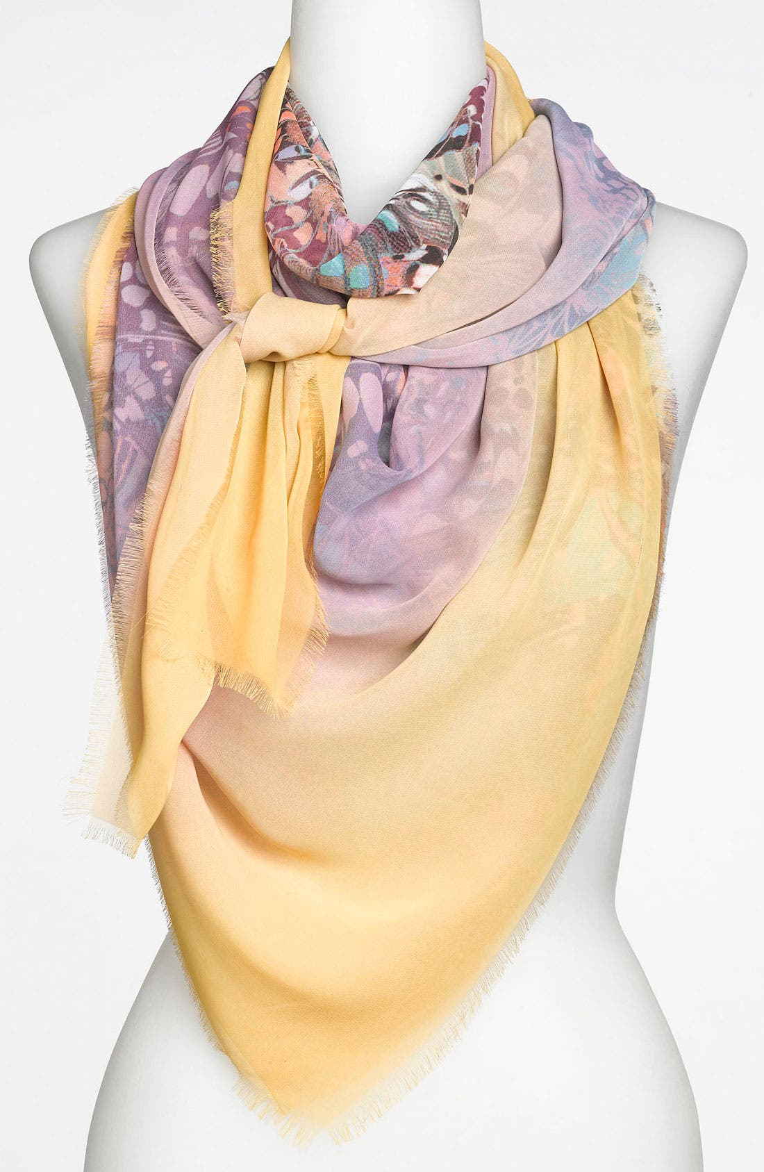 Alternate Image 1 Selected - Accessory Street Butterfly Scarf