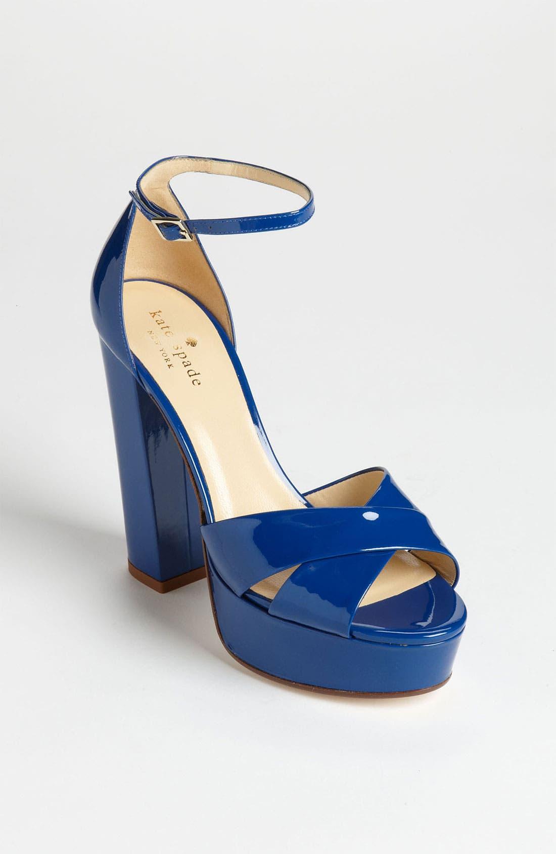 Main Image - kate spade new york 'isis' sandal