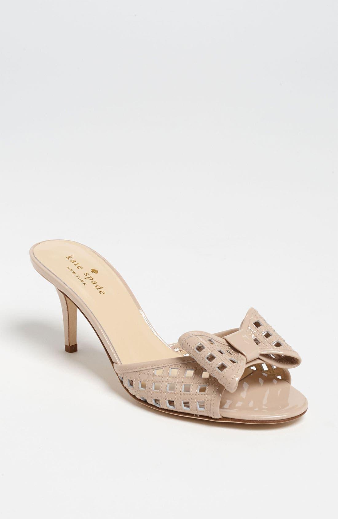 Alternate Image 1 Selected - kate spade new york 'mailyn' sandal