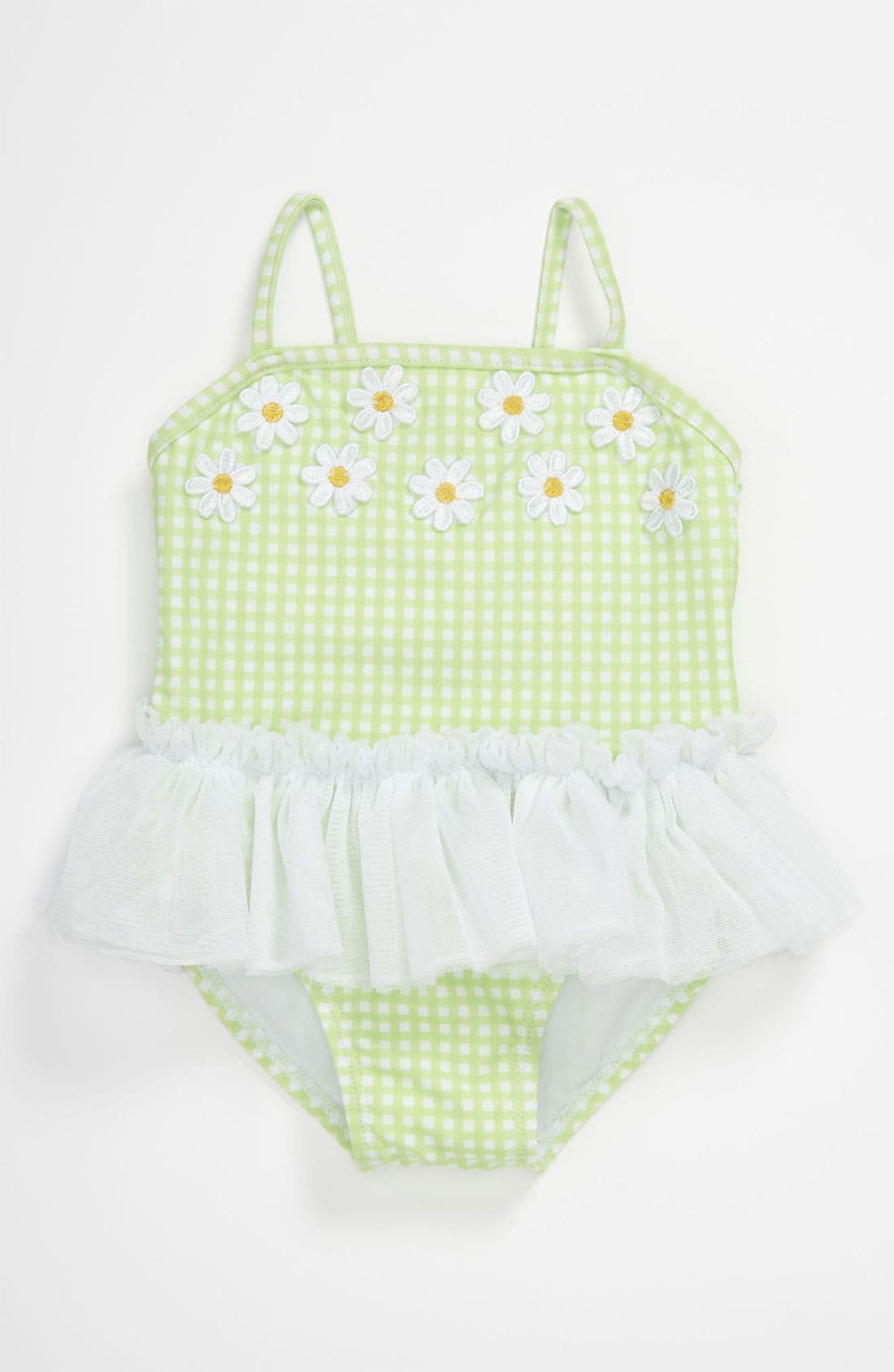 Alternate Image 1 Selected - Little Me One Piece Swimsuit (Baby)