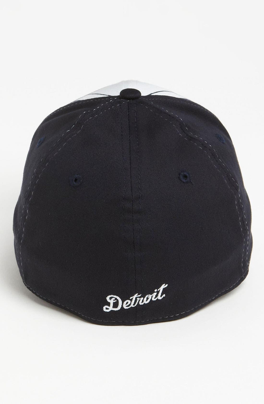 Alternate Image 2  - New Era Cap 'Detroit Tigers - Plaidtastic' Fitted Baseball Cap