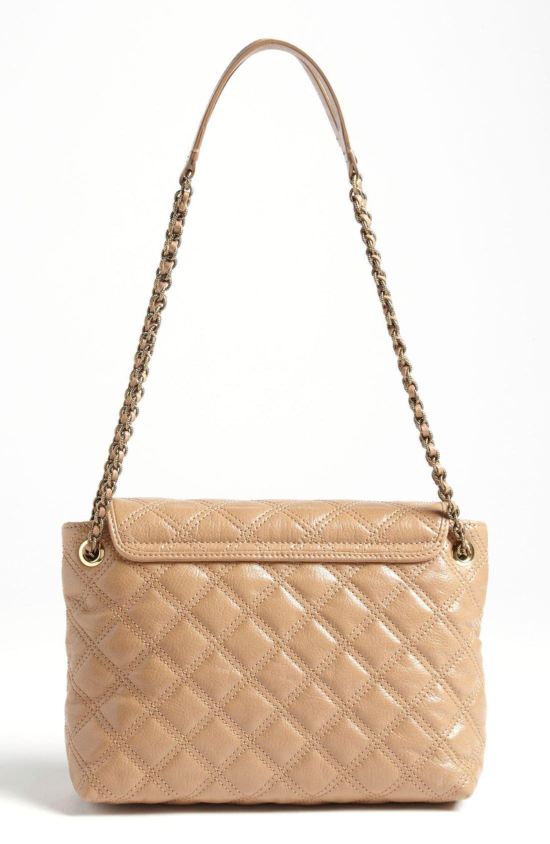 Alternate Image 4  - MARC JACOBS 'Large Baroque Single' Leather Shoulder Bag