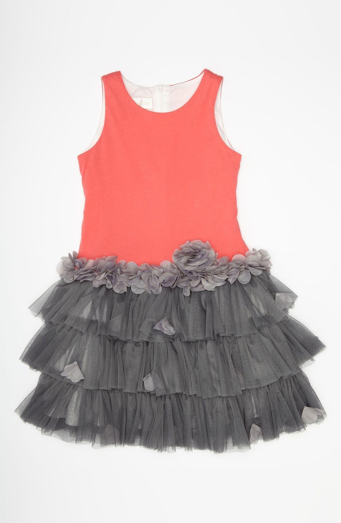 Alternate Image 1 Selected - Isobella & Chloe Tutu Dress (Little Girls & Big Girls)