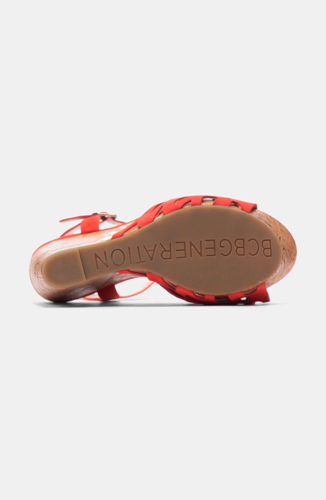 Alternate Image 4  - BCBGeneration 'Paulina' Sandal