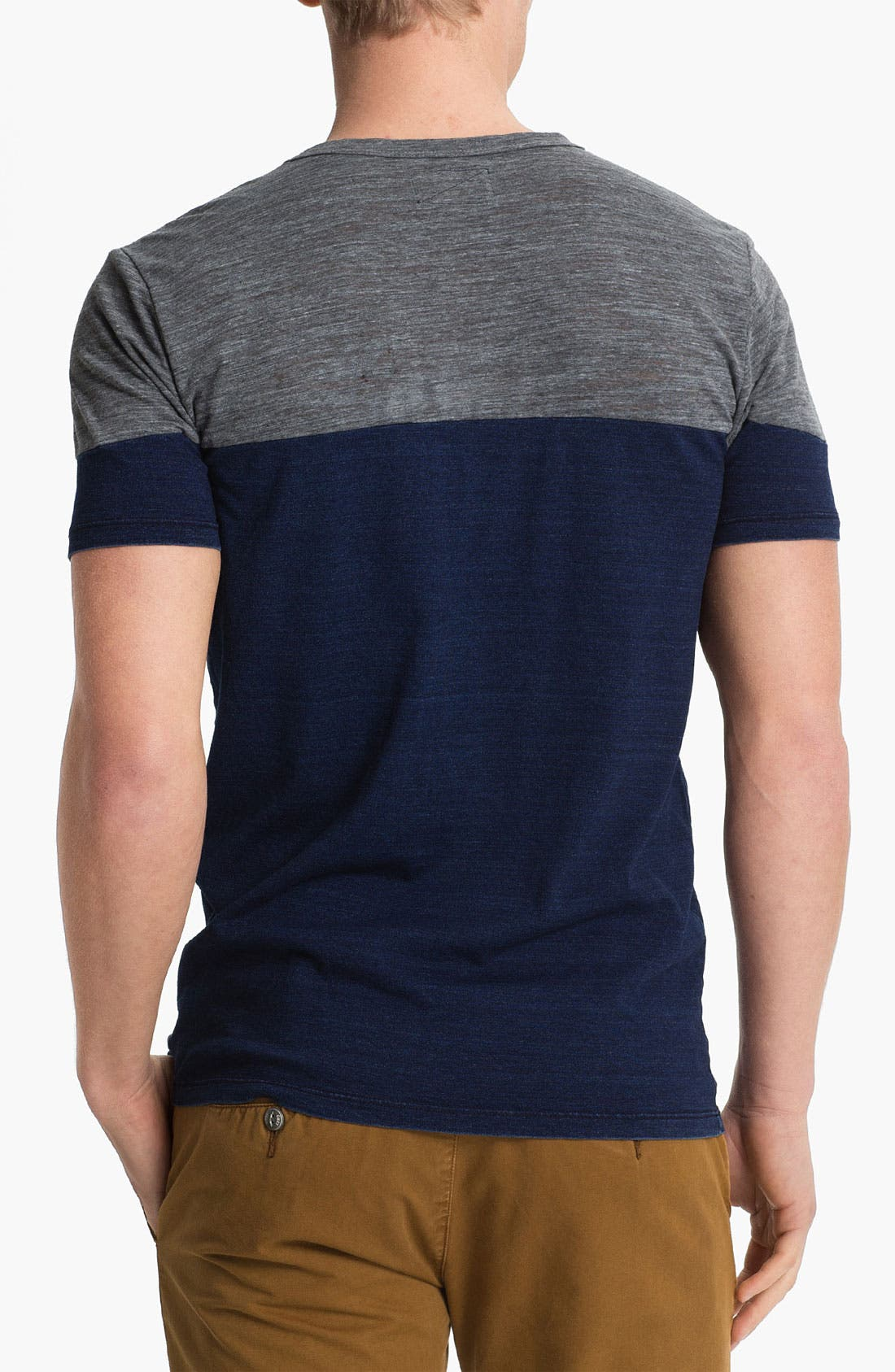 Alternate Image 2  - AG Jeans Colorblock T-Shirt
