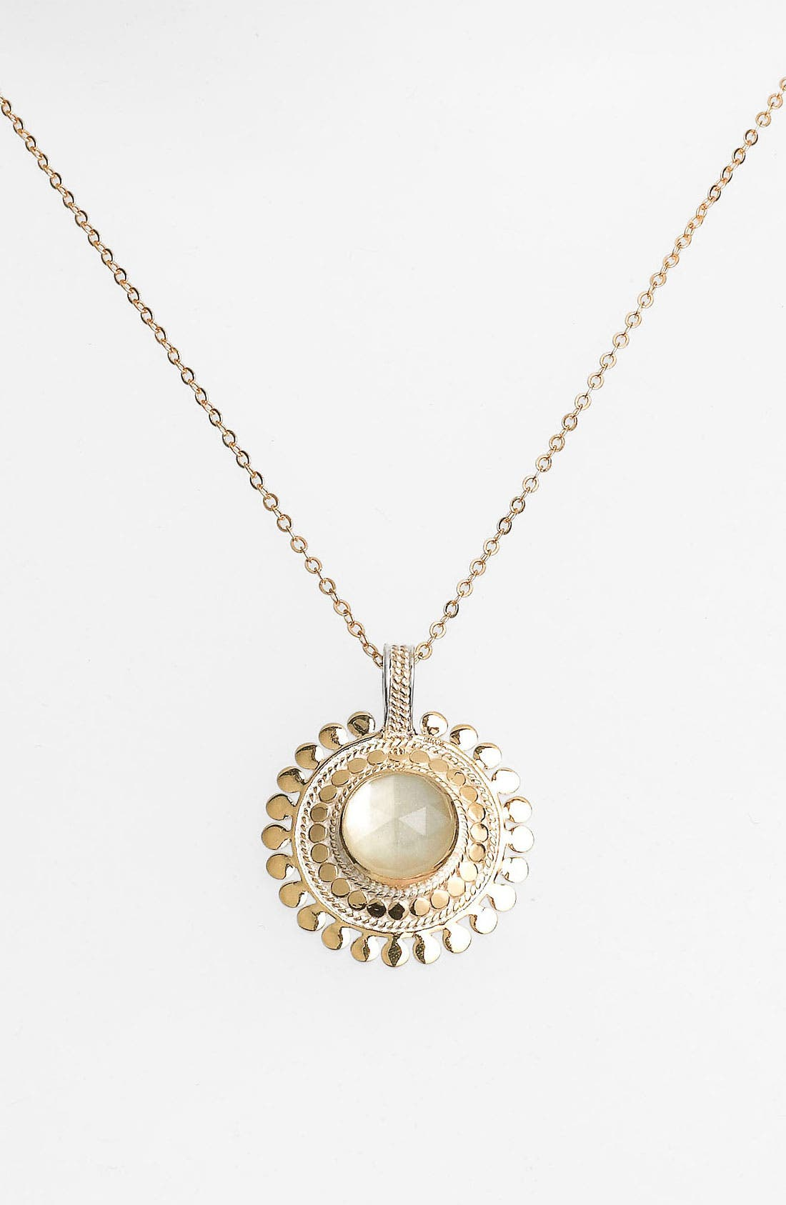 Alternate Image 2  - Anna Beck 'Flores Citrine' Pendant Necklace