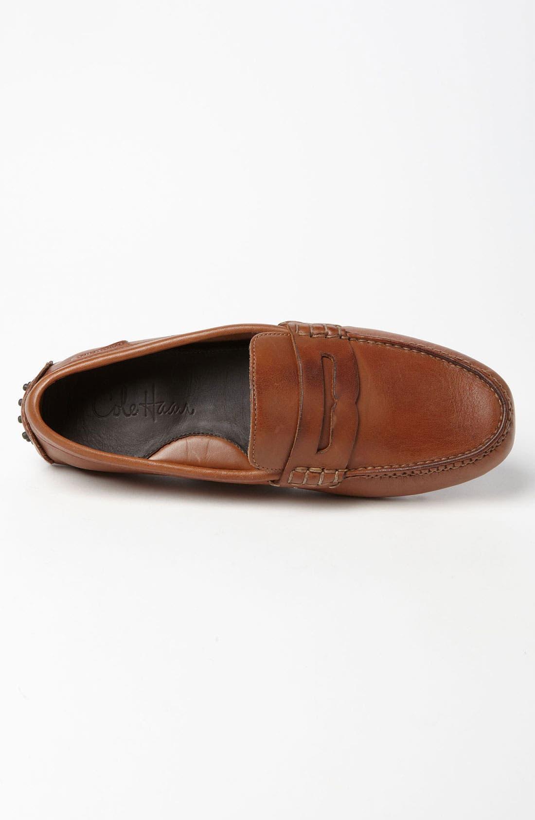 Alternate Image 3  - Cole Haan 'Air Grant' Driving Loafer (Men)