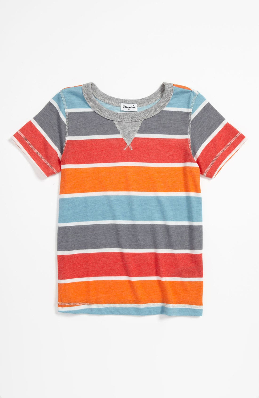 Alternate Image 1 Selected - Splendid Stripe T-Shirt (Toddler)