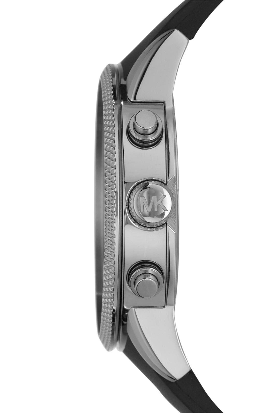 Alternate Image 3  - Michael Kors 'Scout' Chronograph Watch, 43mm